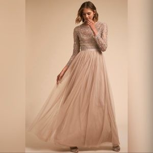 New BHLDN x Needle & Thread Miramar Beaded Dress